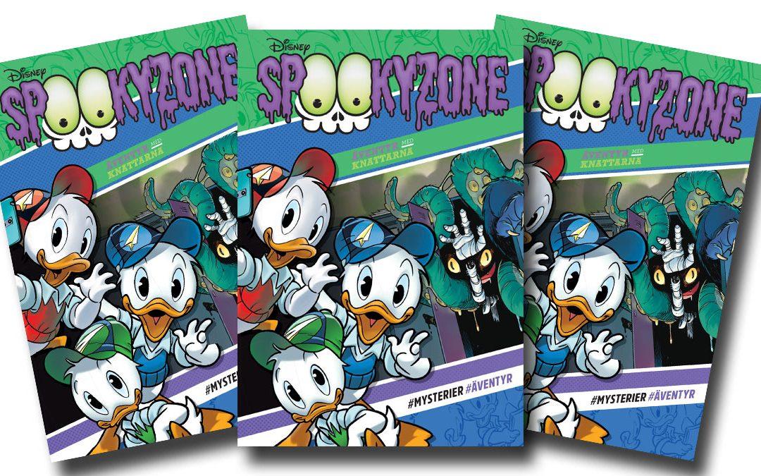 Ny bok: Spookyzone
