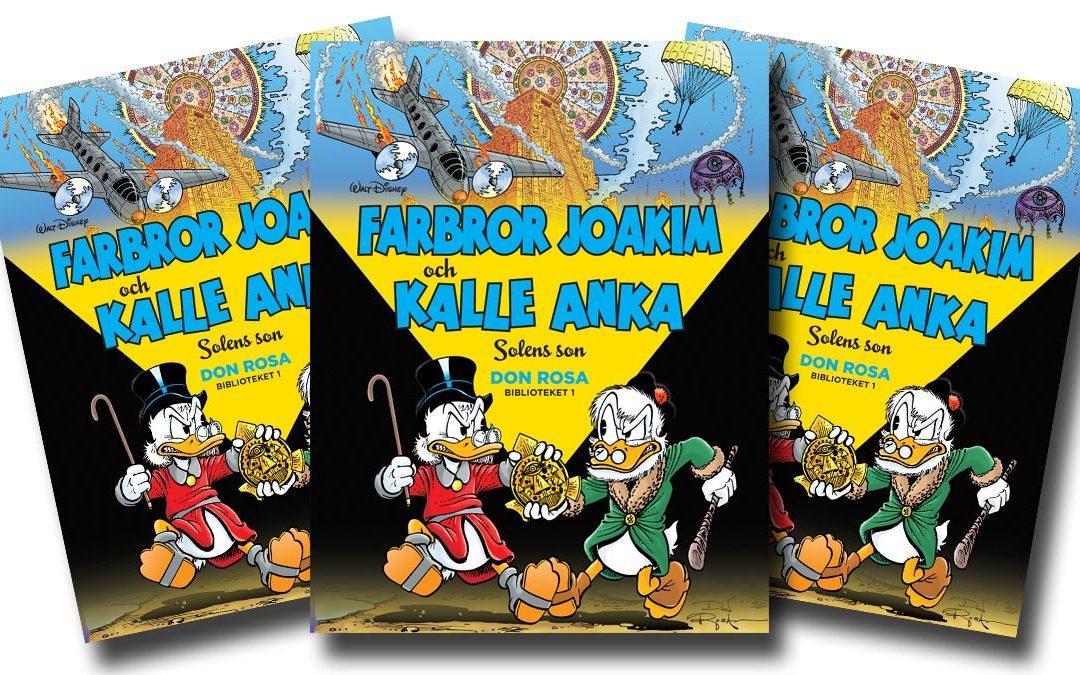 Nu kommer Don Rosa-biblioteket – visste du detta om legendariska tecknaren?