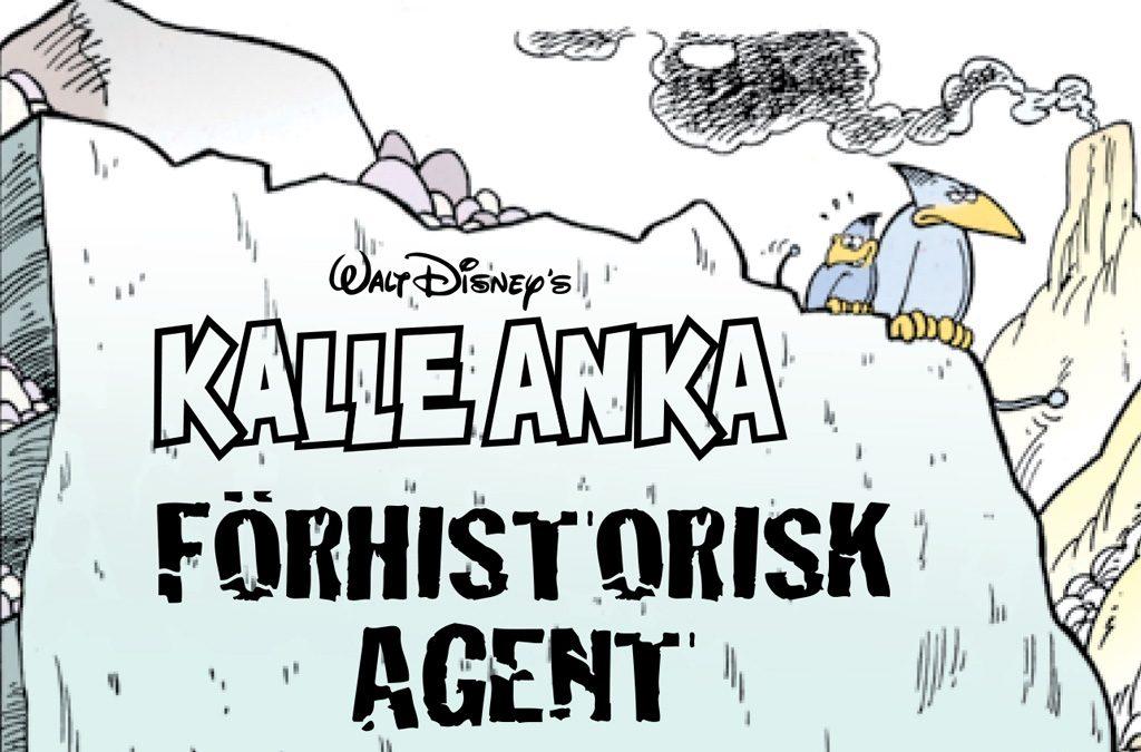 Smygläsning: ny Kalle Ankas Pocket!