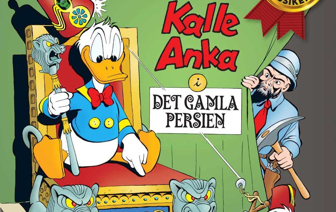 Kalle Anka Extra – stort dubbelnummer!