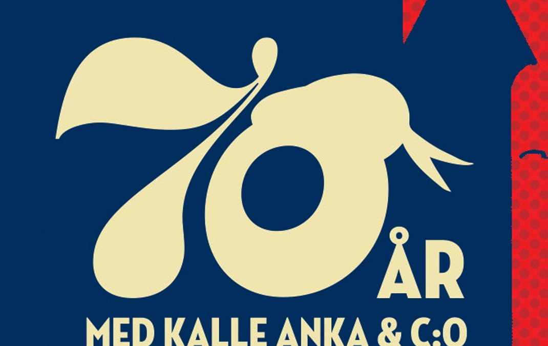 Nu släpps Kalle Ankas jubileumsbok