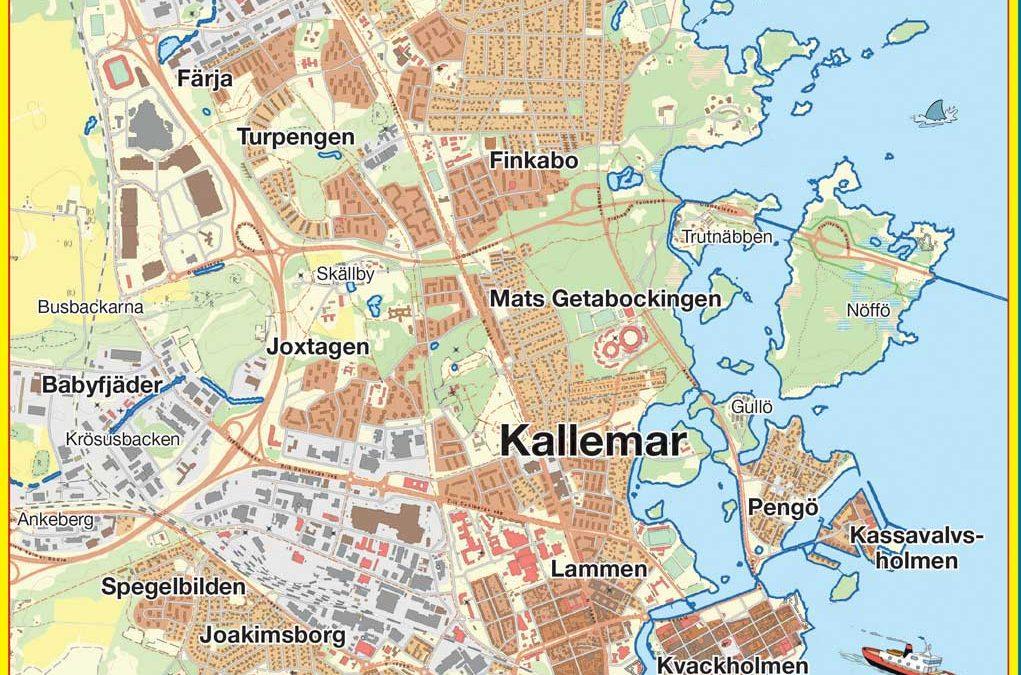 Knattarna reser till… Kallemar!