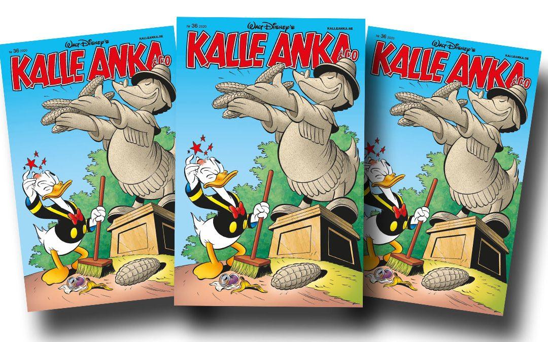 Nytt nummer av Kalle Anka & C:o!