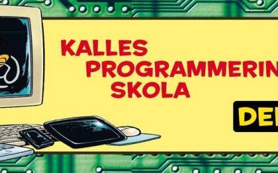 Kalles programmeringsskola, del 4!