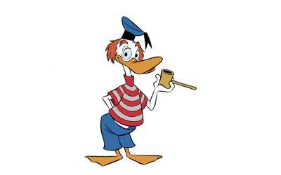 Kommer du ihåg: Moby Duck?