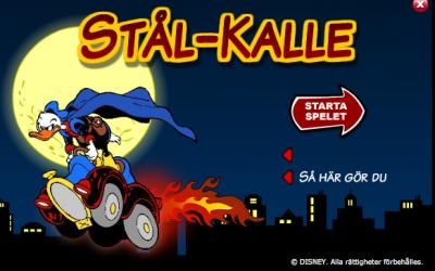 Stål-Kalles bilspel