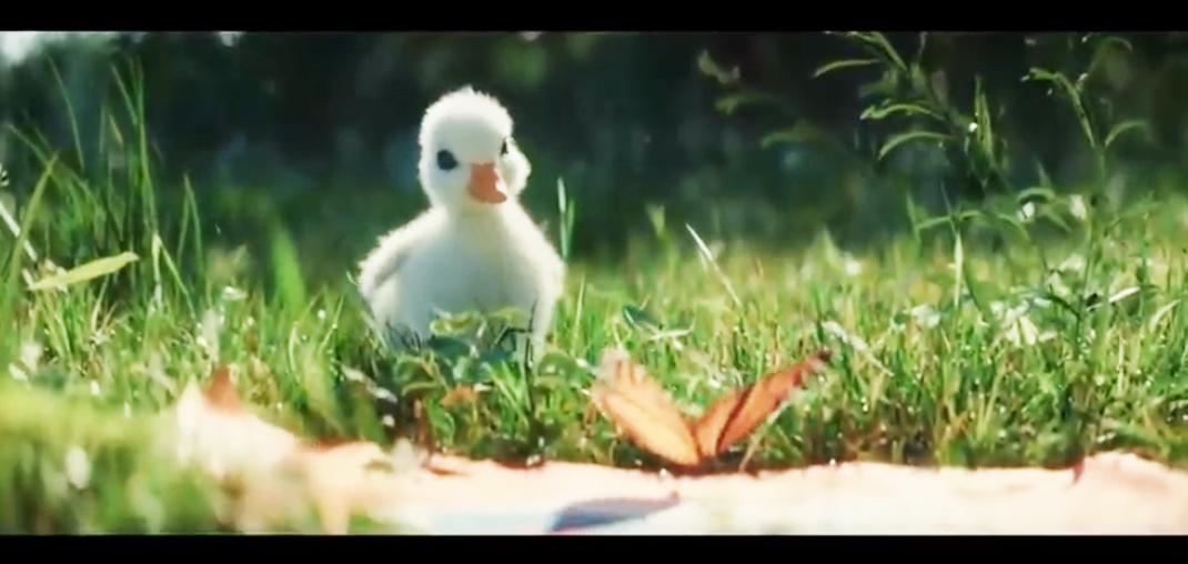 The Little Duck på Disneyland Paris